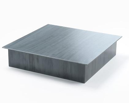 Nendo Brushstroke Low Table