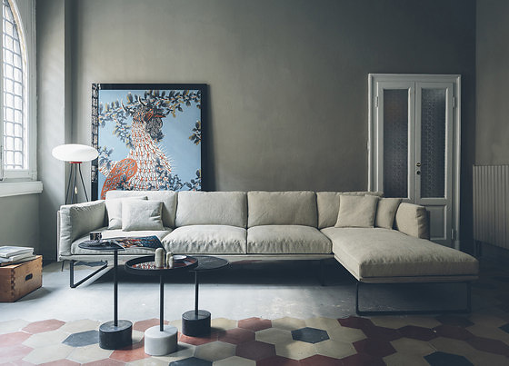 Piero Lissoni 8 Sofa Collection