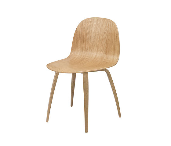 Poul Christiansen Boris Berlin Komplot Design Gubi 2d Chair