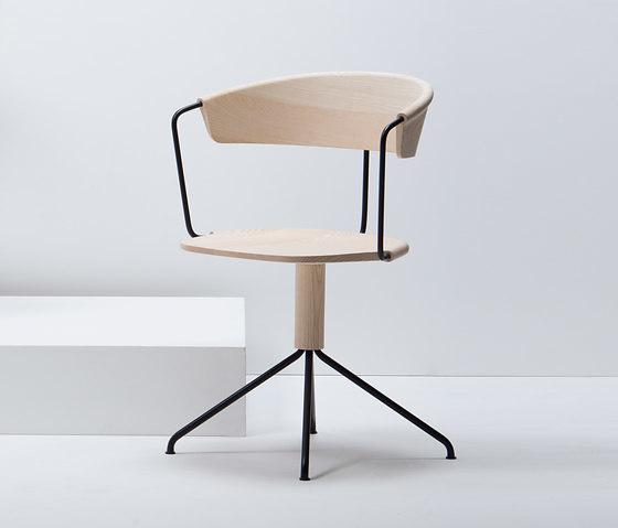 Ronan & Erwan Bouroullec Uncino MC9 Chair
