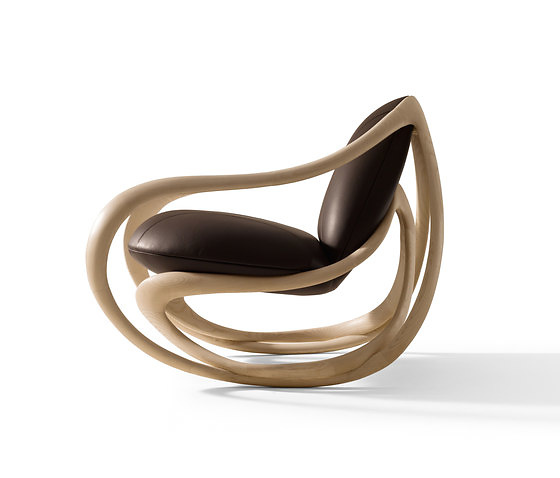 Rossella Pugliatti Move Rocking Armchair