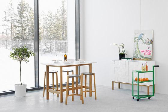 Sara Larsson, Anna Larsson Collect Cabinets