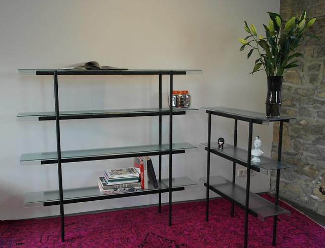 Sebastian Herkner Passerelle Bookcase