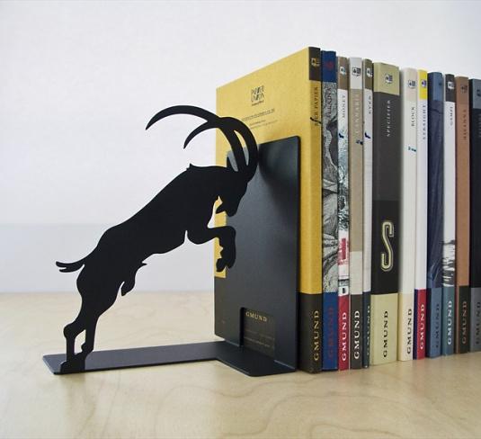 Studio Taschide Sturer Bock Book End