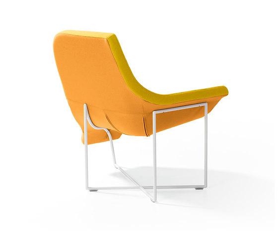 Unstudio and Ben Van Berkel Gemini Chair