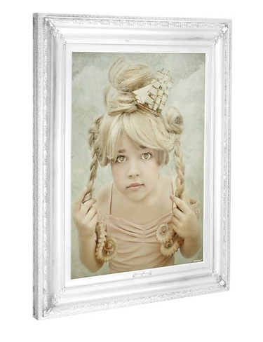 Young & Battaglia Giant Canvases With Printed Frames