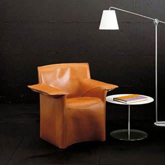 Afra Scarpa and Tobia Scarpa Bia Armchair