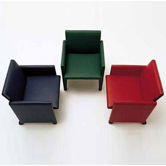 Afra Scarpa and Tobia Scarpa Giulietta Armchair
