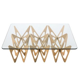 Alex Taylor Butterfly Coffee Table
