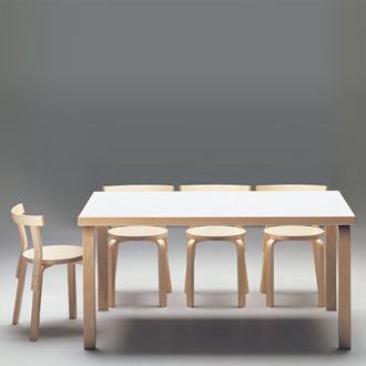 Alvar Aalto Table 82A