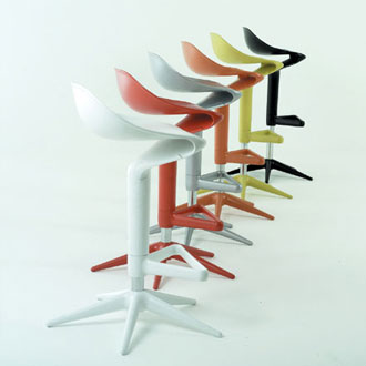 Antonio Citterio and Toan Nguyen Spoon Stool