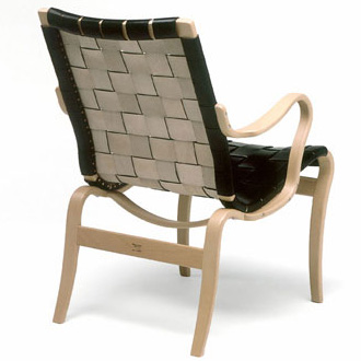 Bruno Mathsson Mina Mi 425 Easy Chair