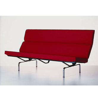 Charles and Ray Eames Sofa Compact