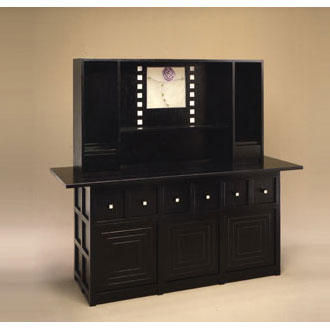 Charles Rennie Mackintosh D.S. 5 Sideboard