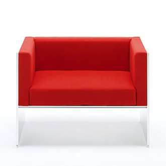 David Chipperfield and IXC. R & D Air Frame 3007 MID Sofa