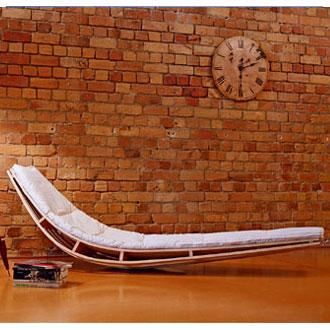 David Trubridge Glide Rocking Recliner