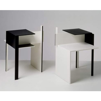 Eileen Gray De Stijl Side Table