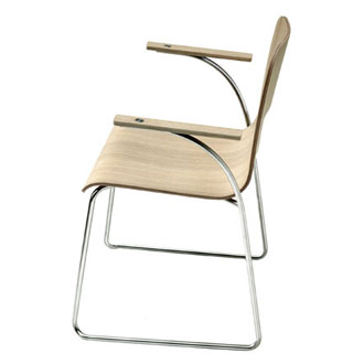 Enzo Berti Hole Chair