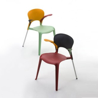 Erik Magnussen Chairik Chair Upholstered