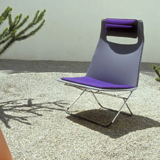 Erwan and Ronan Bouroullec Outdoor Folding Chair