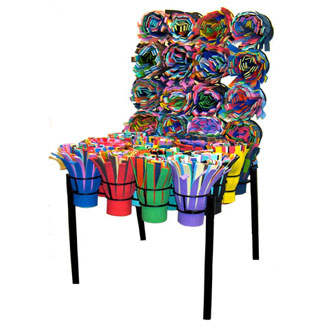 Fernando and Humberto Campana Sushi III Chair
