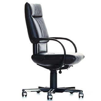 Mario Bellini Figura II High Backrest