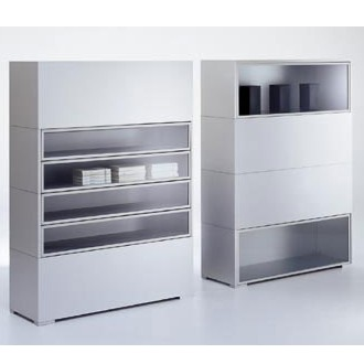 Francesco Bettoni and Bruno Fattorini Newcase Storage System