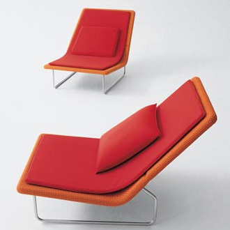 Francesco Rota Sand Lounge Chair
