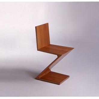Gerrit T. Rietveld Zig Zag Chair