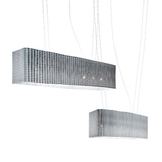 Inga Sempè Plissé Suspension Lamp