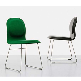 Jasper Morrison Hi-Pad Chair