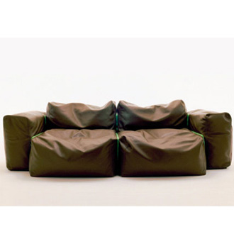 Jasper Morrison Oblong Seating Collection