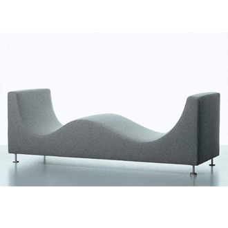 Jasper Morrison Three Sofa de Luxe
