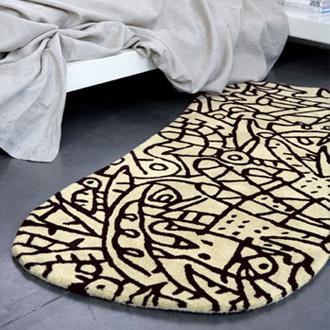 Javier Mariscal Despertar Carpet
