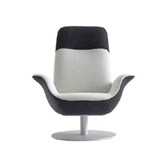 Foersom and Hiort-Lorenzen Pearl Lounge Chair