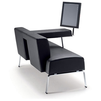 Johannes Scherr Coffice Seating