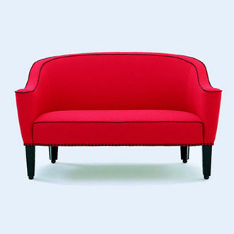 Josef hoffmann villa gallia collection - Sofa herbergt s werelds ...