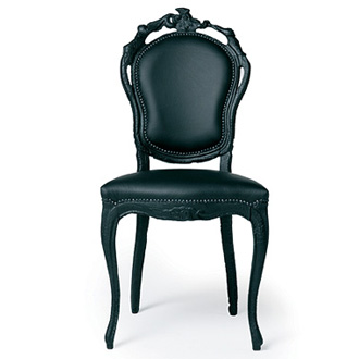 Maarten Baas Smoke Dining Chair