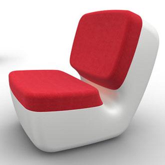 Marc Newson Nimrod Low Chair