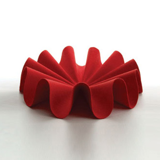 Marcel Sigel and Alana di Giacomo Henry's Collar Fruit Bowl
