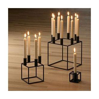 Mogens Lassen Kubus Candleholder