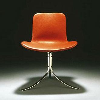 Poul Kjærholm PK 9 Tulip Chair