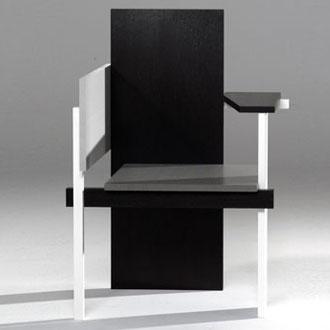 Rietveld Berlin Chair