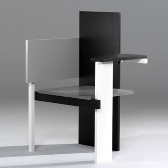 Rietveld Berlin Chair