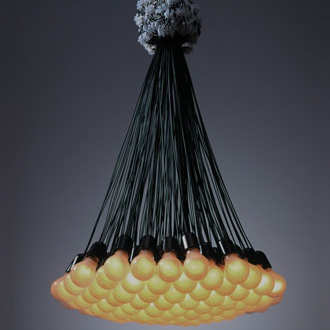 Rody Graumans Chandelier 85 lamps