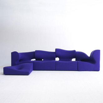 Ron Arad Misfits Seating