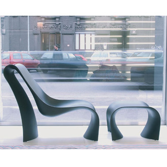 Ross Lovegrove Brasilia Lounge Chair
