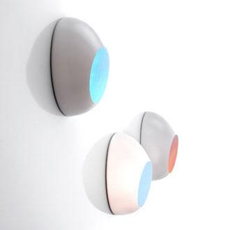 Ross Lovegrove Goggle Wall Lamp