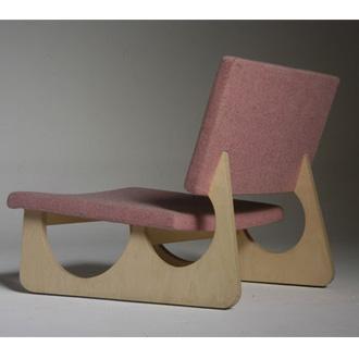 Seyhan Özdemir and Sefer Caglar Sledge Chair