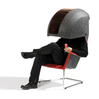 Stefan Borselius Peekaboo Chair
